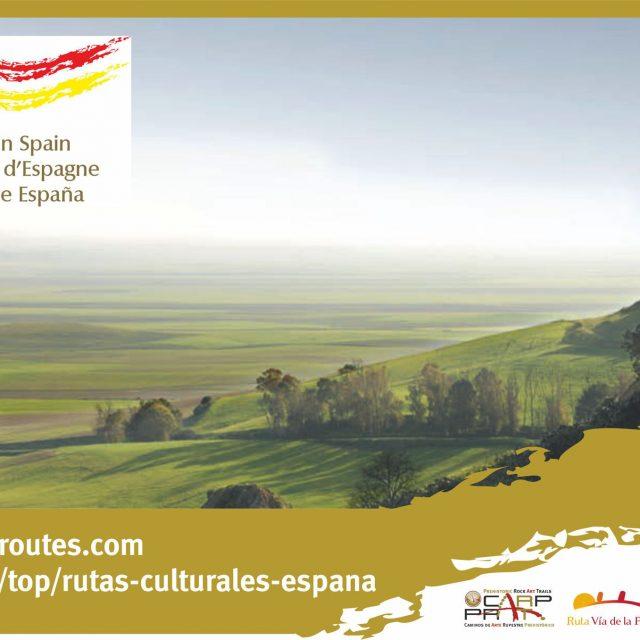 ¡BIENVENIDOS A LA HISTORIA, BIENVENIDOS A LAS RUTAS CULTURALES DE ESPAÑA!