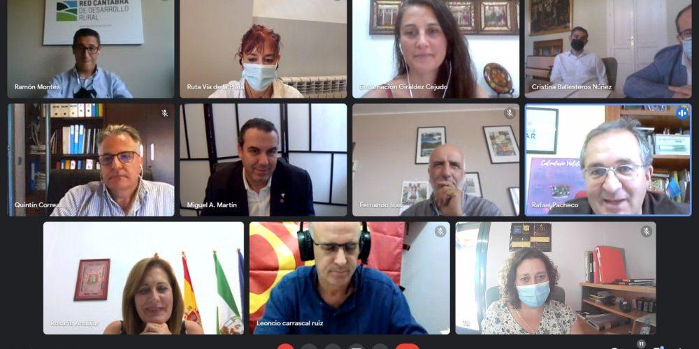 La Asociación Rutas Culturales de España celebra su primera Asamblea General Ordinaria