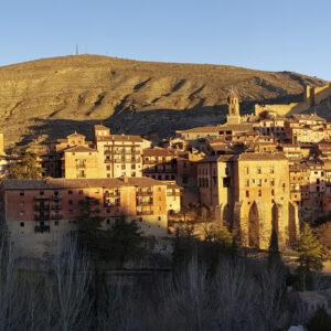 Camino del Cid. Albarracín, Teruel