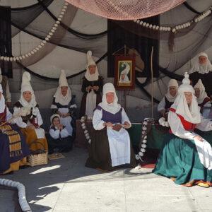 Asoc. Cultural Último desembarco de Carlos V, El Palenque. Laredo