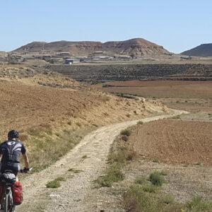 Camino del Cid. Montuenga de Soria, Soria